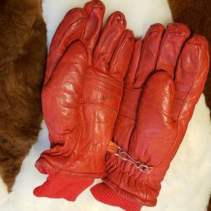Other - Leather gloves